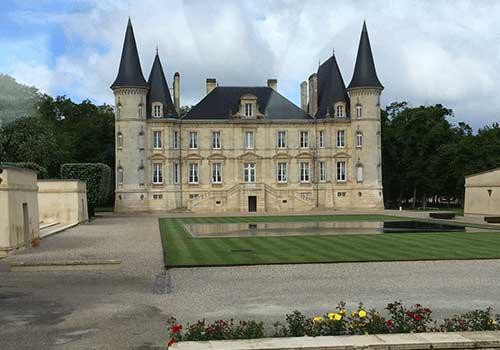 Bordeaux-Chateau